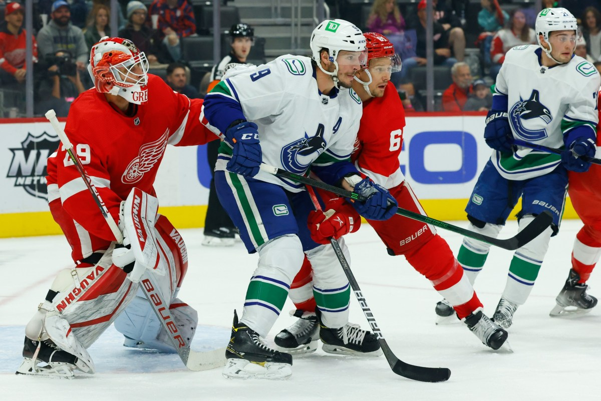 Analyzing the Canucks' salary cap situation for the next two offseasons