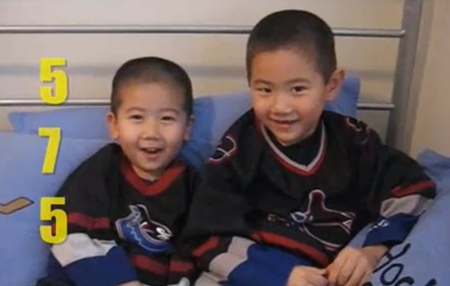 "from the 2007 video ""The Ultimate Canucks Haiku"""