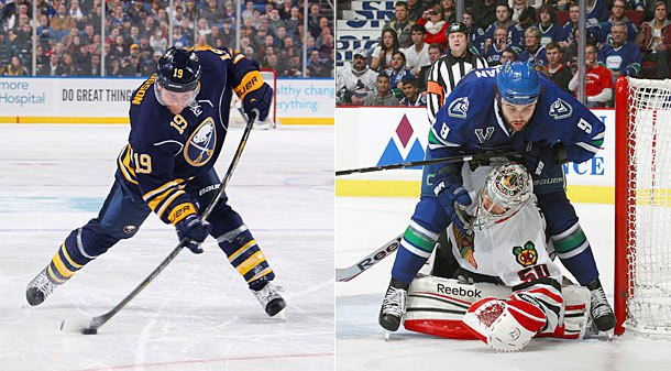 Two years after the Canucks traded Cody Hodgson to the Buffalo Sabres in exchange for Zack Kassian , the comparisons remain. Who won the trade?