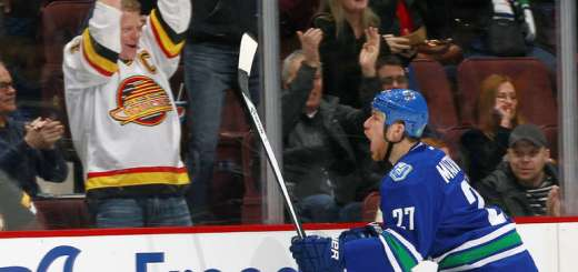 Shawn Matthias, Vancouver Canucks (Photo credit: NHL.com)