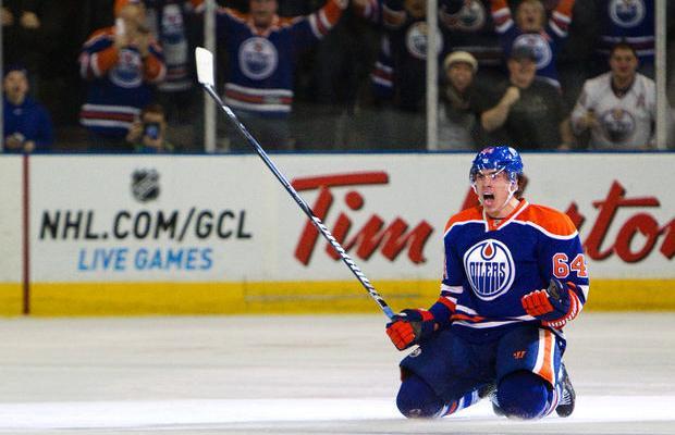 Nail Yakupov, Edmonton Oilers