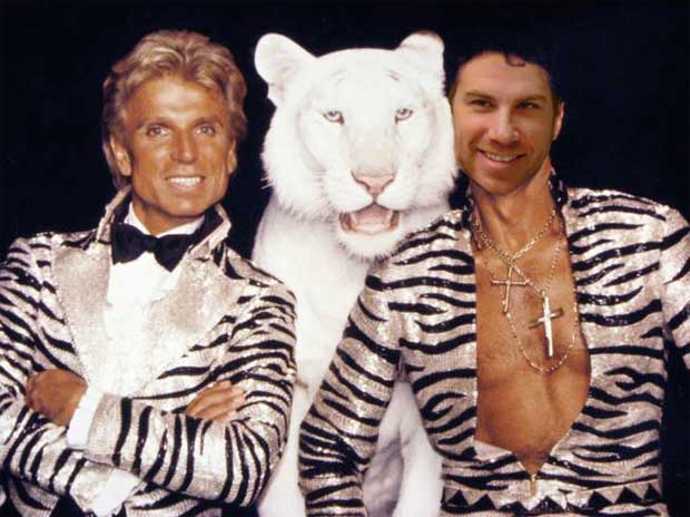 Siegfried and Derek Roy