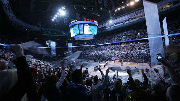 """Vancouver Canucks """"This is What We Live For"""""""