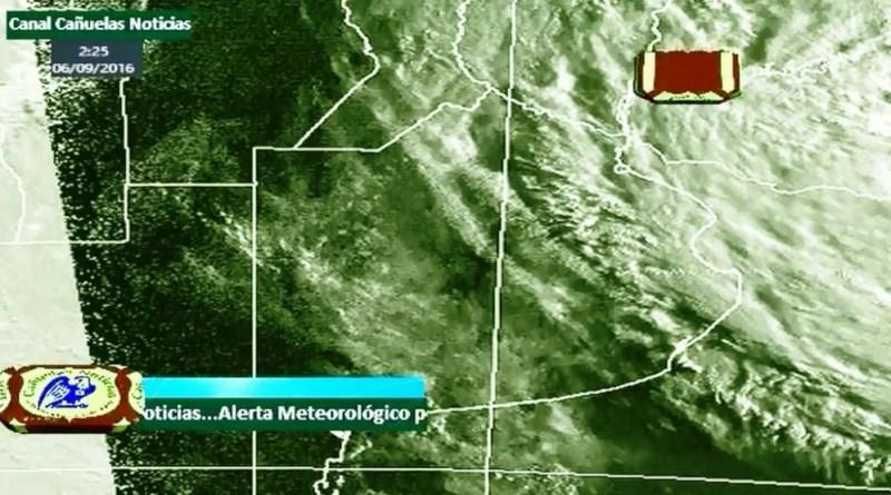 Sobre la Provincia de Buenos Aires, Argentina este 6 de septiembre de 2016 existe la formación de un sistema de baja presión se prevé en el este de la provincia de Buenos Aires y la Ciudad Autónoma de Buenos Aires y el Rio de la Plata.