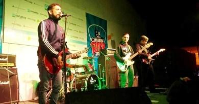 El patio del Instituto Cultural Cañuelas, recibió durante el fin de semana 25 bandas locales que le dieron forma al Cañuelas Rock 2016.