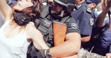 La CPM repudia la represión a manifestantes en el marco del juicio a Milagro Sala en la provincia de Jujuy, entre los que se encontraban referentes sociales y políticos que se expresaban contra la ilegal privación de la libertad de la dirigente