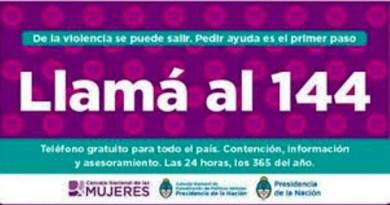 Canal Cañuelas, Claro, Movistar y Personal anunciaron la gratuidad de la línea 144, contra la violencia de género., Cañuelas, Movistar Personal y Claro anunciaron la gratuidad de la línea 144, contra la violencia de género., Cañuelas Noticias - Noticias de Argentina