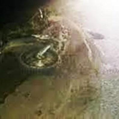 Cañuelas-Ruta-Nacional-N-205-un-rollo-de-Alambre-provocó-un-accidente Cañuelas  Ruta Nacional N°:205 un rollo de Alambre provocó un accidente.