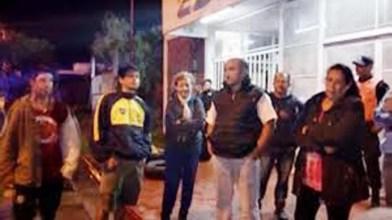 Edesur. Tiene sin energía eléctrica el Barrio San Carlos de Máximo paz Cañuelas 13/11/2018