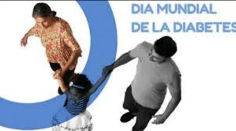 Hoy 23 por la mañana en el Hospital Marzetti, circulos de charlas en el día Mundial de la Diabetes.