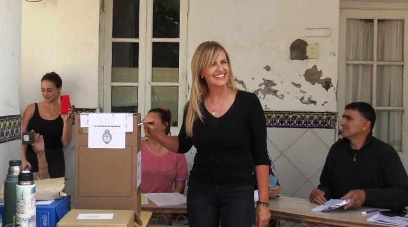 Marisa Fassi candidata a Intendente de Cañuelas  por el Frente de Todos.JPG