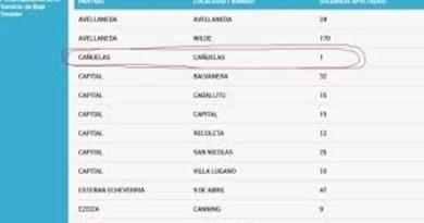 , Edesur se ríe de la gente de Cañuelas un solo usuario sin energía eléctrica., Cañuelas Noticias de Argentina