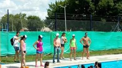 Cañuelas, se iniciaron las actividades de la Colonia de verano 2020 en la Pileta Municipal del Barrio Libertad.
