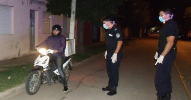 , Cañuelas, la Policía realiza Operativo sobre la Cuarentena Obligatoria por Coronavirus COVID-19., Cañuelas Noticias - Noticias de Argentina