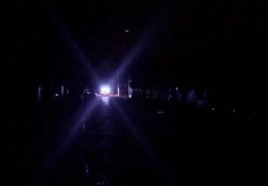 Cañuelas Edesur dejo sin luz el centro de la ciudad dicen que hay1433 usuario sin luz.