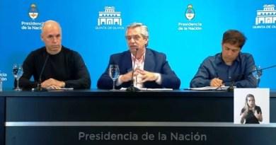 , Coronavirus COVID-19  Buenos  Aires,  suspenden las clases a nivel Nacional, dijo el Presidente Fernández., Cañuelas Noticias de Argentina