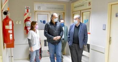 , El Ministro de seguridad de la Provincia de Buenos Aires Berni visitó Tandil y supervisó el funcionamiento del comité de crisis por el COVID-19., Cañuelas Noticias-CNoticias de Argentina