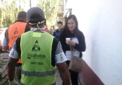 Cañuelas, los Cajeros en Máximo Paz se encuentran funcionando