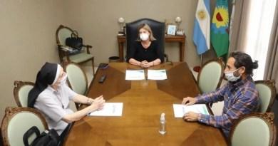 , Cañuelas Fassi firmó convenios para el funcionamiento de los centros de aislamiento., Cañuelas Noticias-CNoticias de Argentina