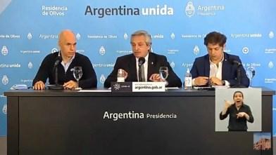 Argentina Coronavirus COVID-19: se extiende la Cuarentena obligatoria hasta el 7 de Junio del 2020.