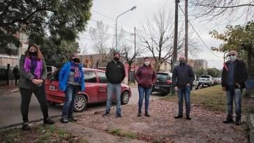 ACUMAR: Sabbatella y Cascallares estuvieron en el operativo DETeCTar en Brown