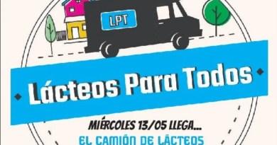 , Cañuelas hoy miércoles 13 Barrio Libertad  y el Barrio los Aromos, lácteos para todos a partir de las 9:00 horas., Cañuelas Noticias-CNoticias de Argentina