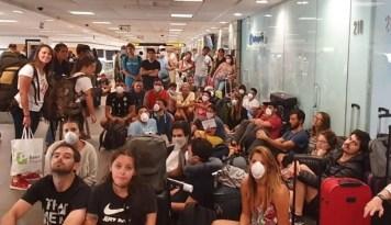 La Defensoría del Pueblo de la Nación Hay más de 11 mil argentinos varados a la espera de regresar a sus provincias.
