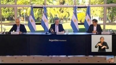 COVID-19 | Anuncio  de la Cuarentena Obligatoria restringida en AMBA del 1 de Julio al 17 de Julio, por parte del Presidente Fernández.