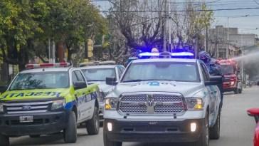 Cañuelas COVID-19 falleció un interno del Dardo, los contagios a la fecha son 349 personas , los fallecidos 8 personas, las fiestas siguen!!!!