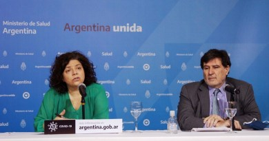, Argentina COVID-19: 178.996 los casos confirmados y 3.288 los fallecidos, la tasa de letalidad es del 1,8 por ciento., Cañuelas Noticias