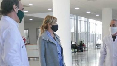 Cañuelas COVID-19: La Intendenta Municipal Marisa Fassi aislada por el contagio de una funcionaria de Protocolo.