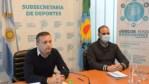 La Plata: la Subsecretaría de Deportes lanzo el programa de Capacitación de la Niñez y género.