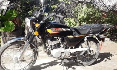 Cañuelas, Barrio Libertad muy poca seguridad, se robaron una moto dentro de una vivienda.
