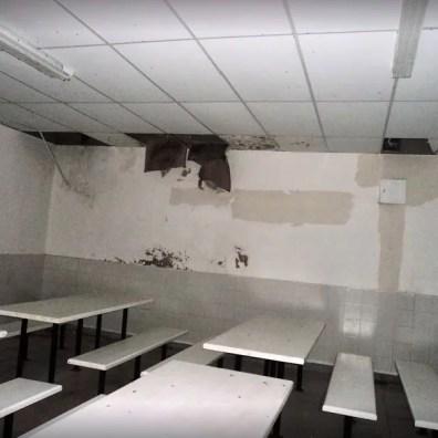 """Nueva-imagen-8888 Uribelarrea Cañuelas Hospital Dr Dardo Rocha """"construyen un corralito para los severos"""""""