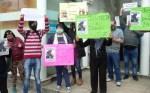 Cañuelas, marchó en pedido de justicia por Daniel López y Mirta Barcia