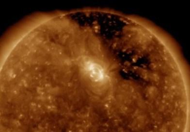 Alerta: tormenta Geomágnetica G2 impactando en el campo magnético terrestre, índice KP en 5.