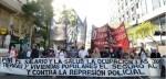 El sindicalismo combativo rechazó en Plaza de Mayo el pacto UIA-CGT-Gobierno