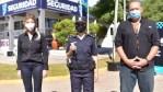 Cañuelas - Entrega de Móviles E inauguración de Polo de seguridad.