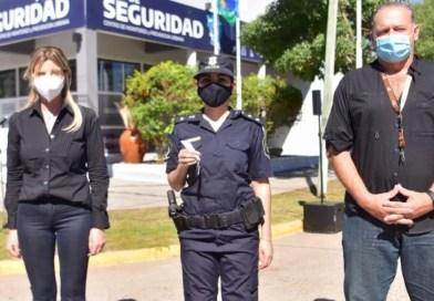 Cañuelas – Entrega de Móviles E inauguración de Polo de seguridad.