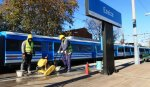 Ezeiza - Trenes Argentinos Infraestructura amplió la batería de obras