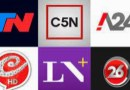 Las Diferentes Transmisiones de Tv en Vivo  en Argentina, Elecciones Paso Legislativas 2021