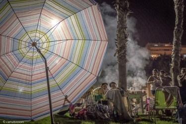 No es un parasol es un parafarolas.