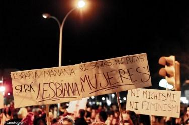 España será lesbiana