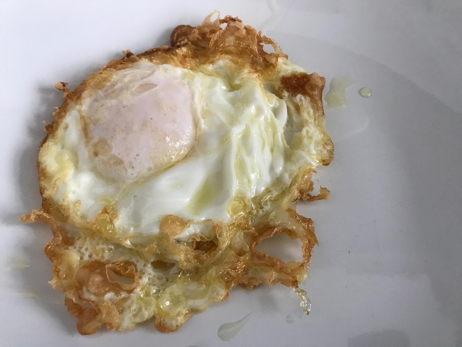 Vaya huevo con puntilla que me ha salido. De Ramón Rodríguez. Máaga.