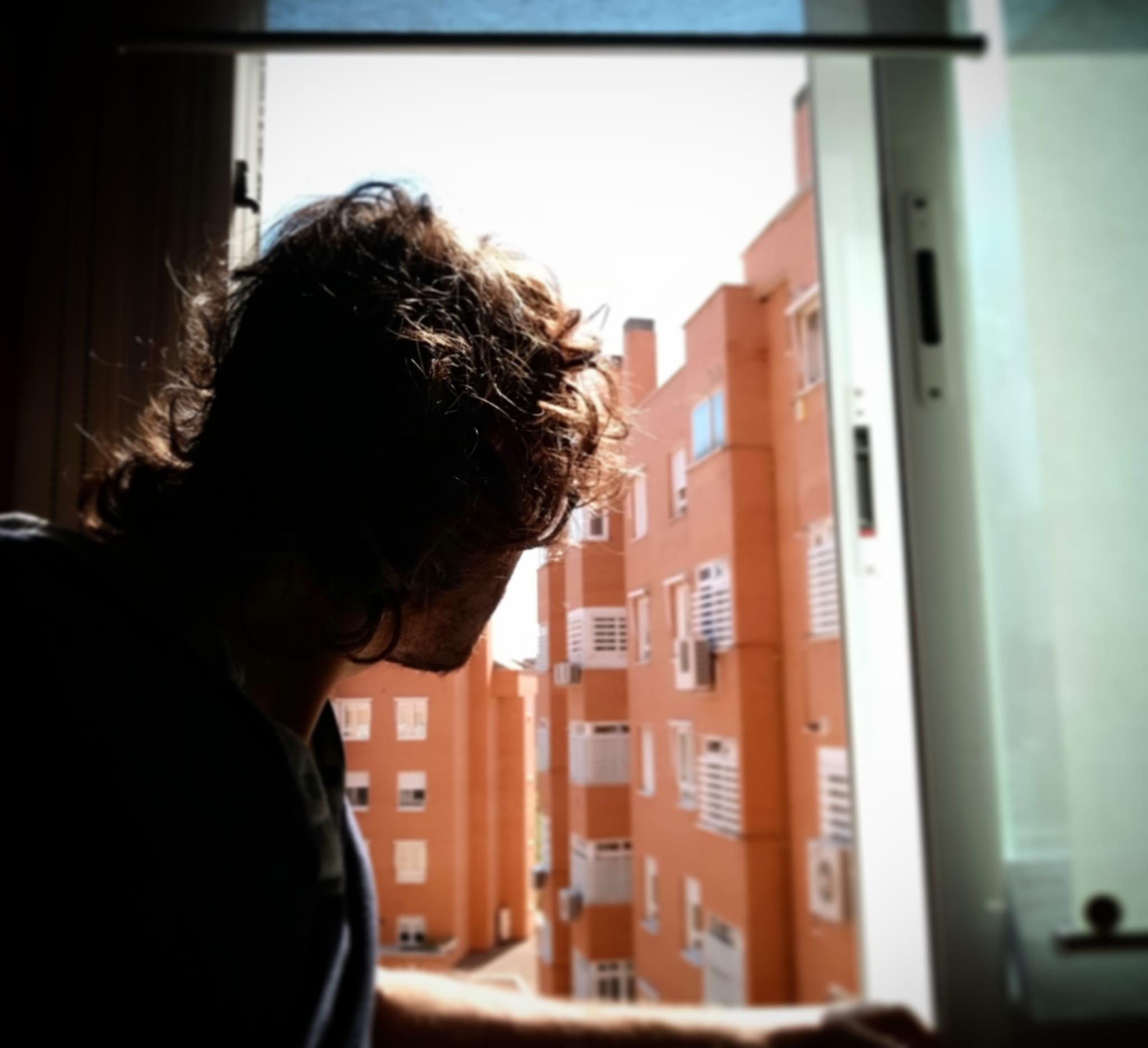 Pablo quisiera volar. De Luisi Mota, Madrid.