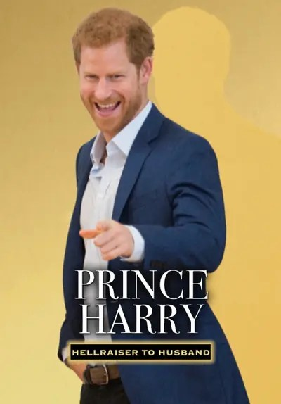 Watch Prince Harry: From Hellraiser Full Movie Free Online Streaming | Tubi