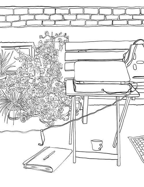 Stockholm Urban Mix, Coloring book for adults, colouring book for grown-ups, colouring, mandala, relaxing coloring, drawing, color, coloringbook, coloringbooks, coloringbookforadults, adultcoloringbooks, staedtler, meditation, Stefan Lindblad,