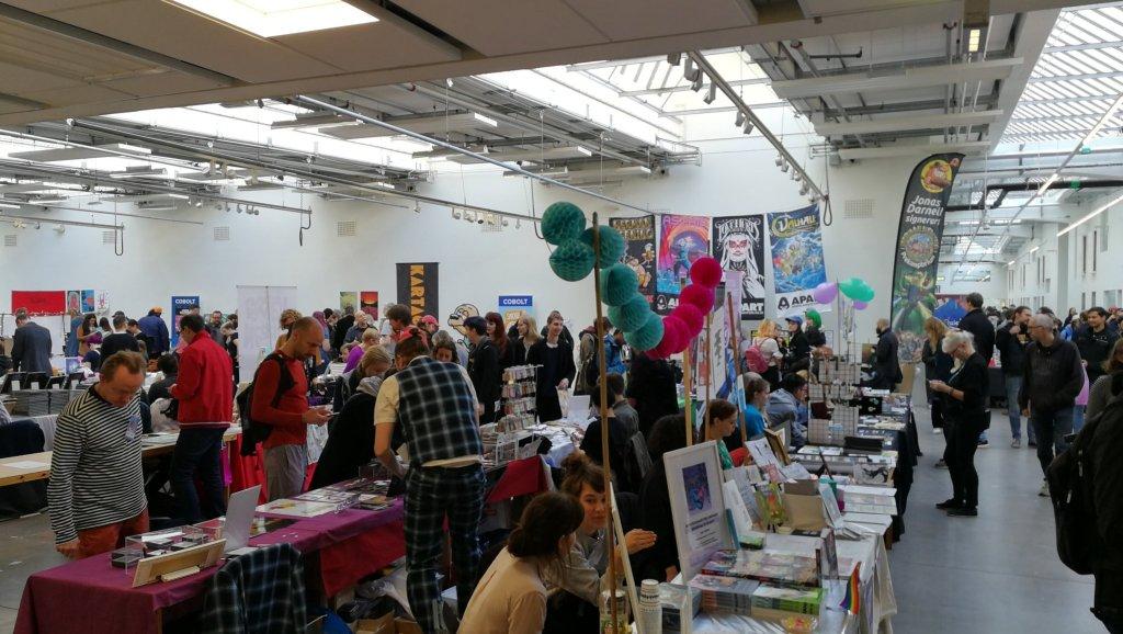 Stockholm International Comic Festival, 2019, Seriefestivalen, sis2019, Stefan LIndblad, blogg, blog