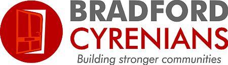 Bradford Cyrenians logotyp, Bradford, Yorkshire, England, UK, Design, by Stefan Lindblad, Stockholm, Sweden