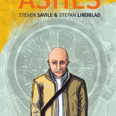 Kindel, Ebok, E-book, Ashes, Steven Savile, Writer, Stefan Lindblad, artist, illustrator, Graphic Novel, Magical, Romance